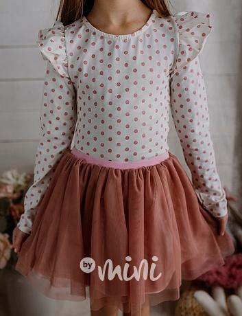 Old pink tutu sukně 4101a74152