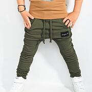 Despacito biker pants khaki